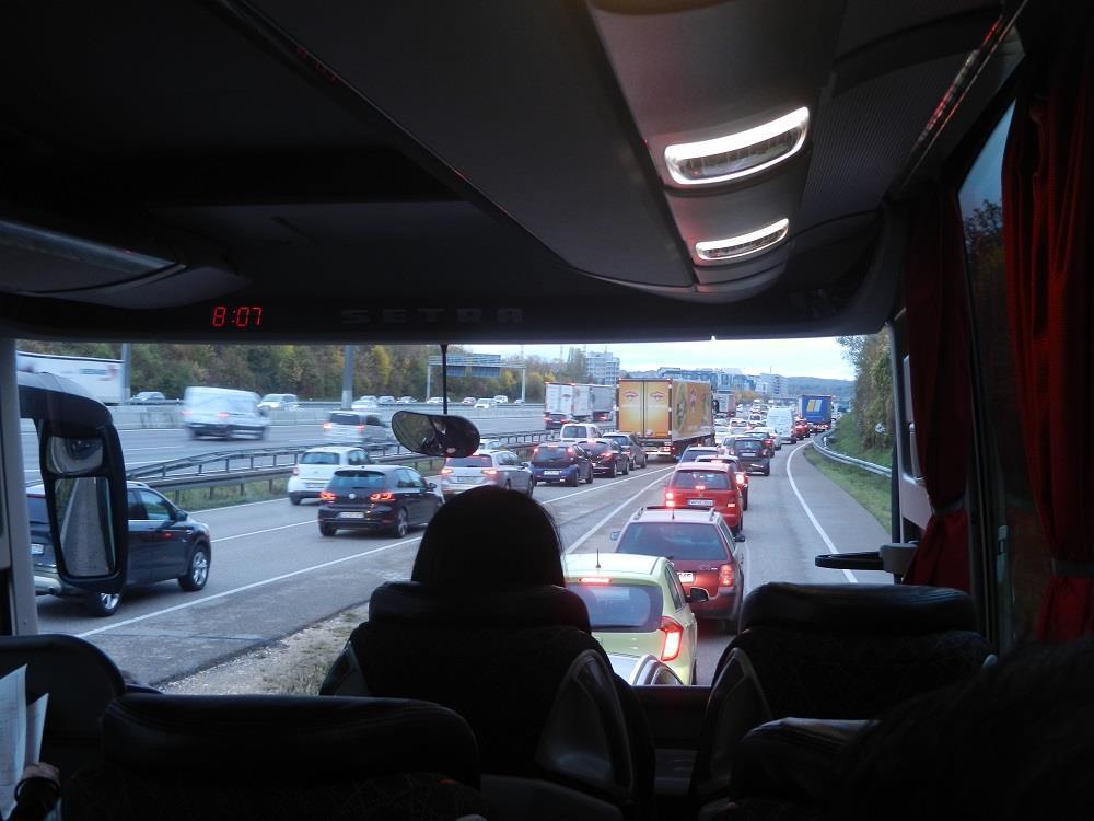 【ドイツの話】交通事情について