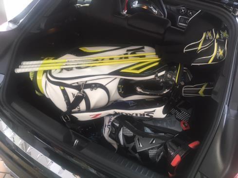 『ゴルフバッグは何個積めるの?』シリーズ【GLA編♪】