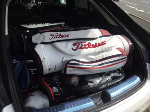 『ゴルフバッグは何個積めるの?』シリーズ【GLEクーペ編♪】