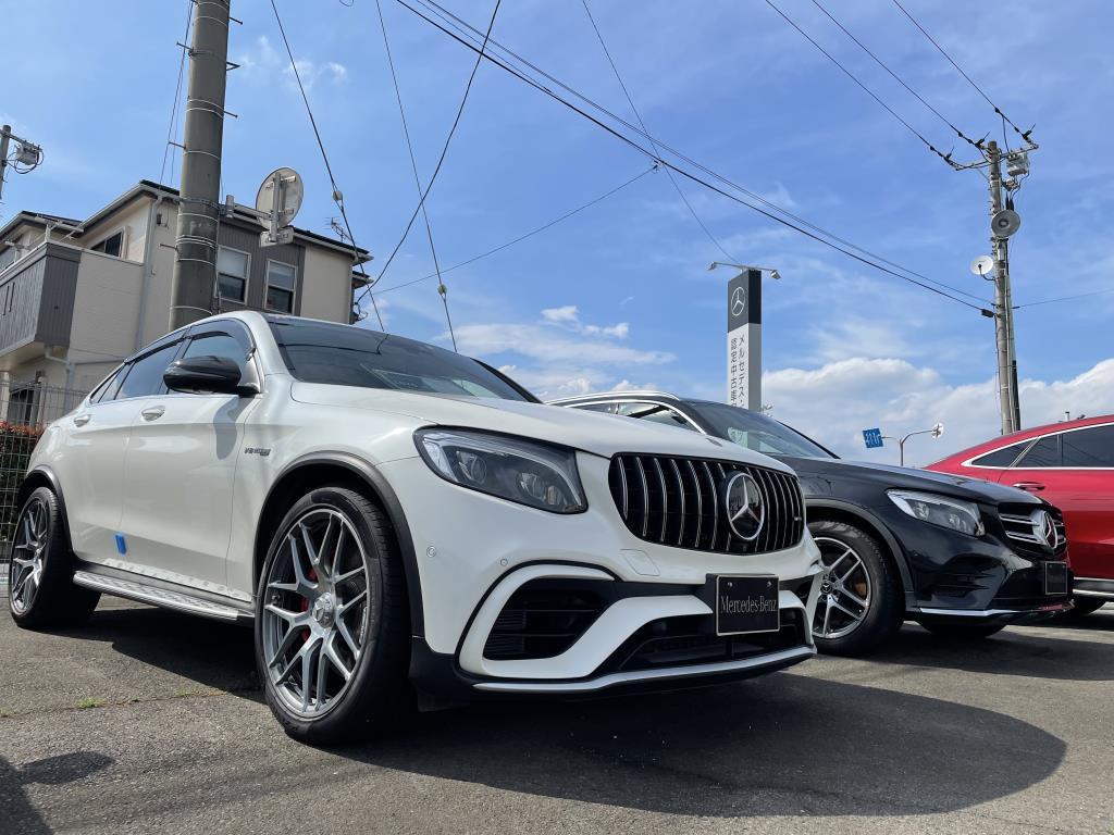 貴重な在庫 Mercedes-AMG, Smart, 入荷しました!!