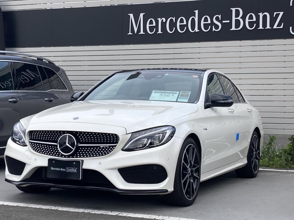 Mercedes-AMG C43 4MATIC 入荷!!