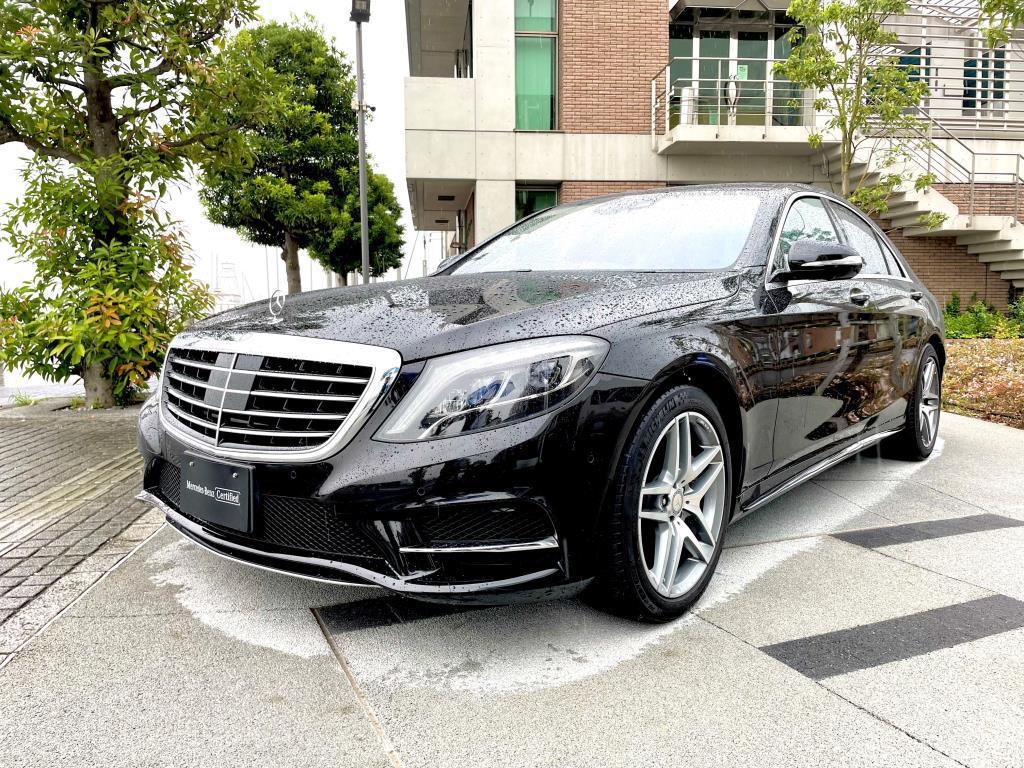 驚異の燃費20.7km/L 「S300h AMGライン」お買い得車入荷しました。