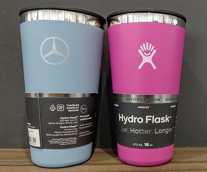 ☆Mercedes-Benz×Hydro Flask タンブラー 16 oz☆