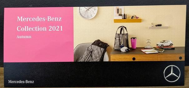 ☆Mercedes-Benz Collection 2021 Autumn & Winter ☆