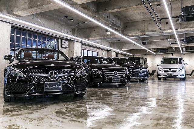 鈴木自動車株式会社 メルセデス・ベンツ大田 サーティファイドカーセンター