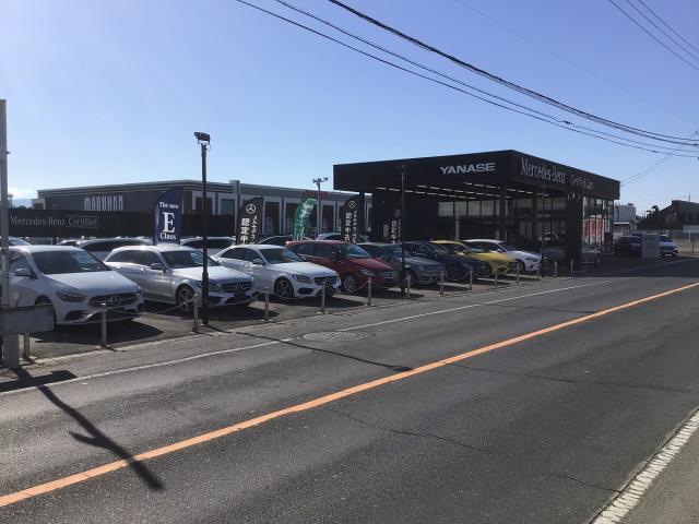 メルセデス・ベンツ 鳥取 サーティファイドカーセンター