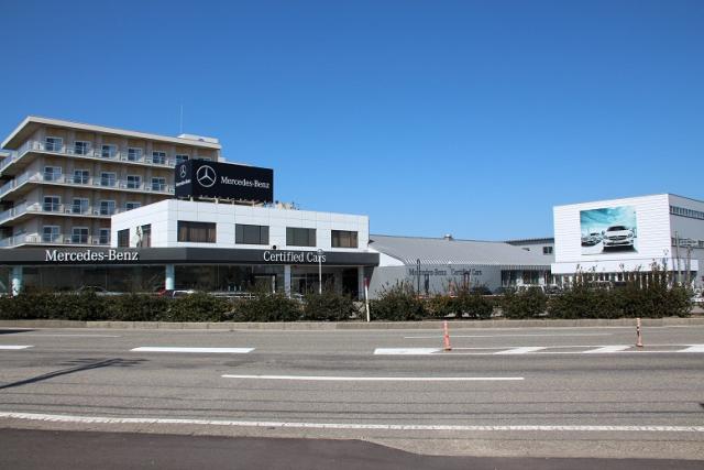 石川ヤナセ株式会社 メルセデス・ベンツ金沢 サーティファイドカーセンター