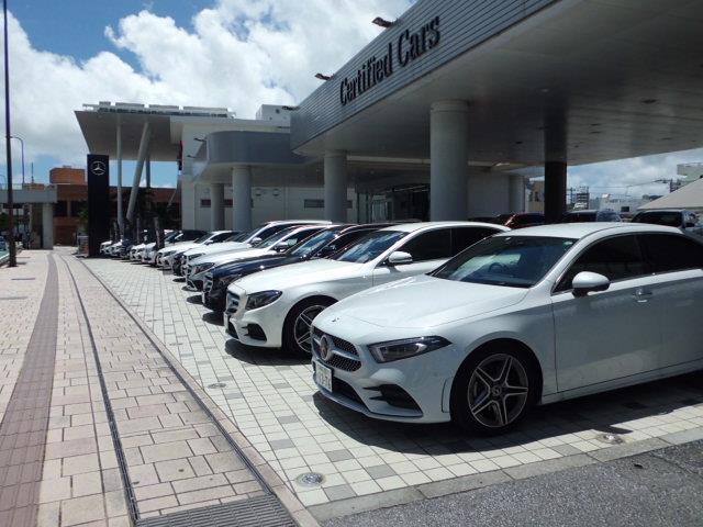 メルセデス・ベンツ 沖縄 サーティファイドカーセンター