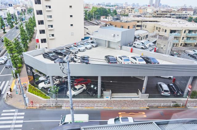 メルセデス・ベンツ 目黒 サーティファイドカーセンター