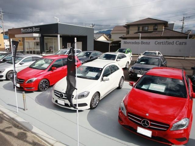 メルセデス・ベンツ 福岡西 サーティファイドカーセンター