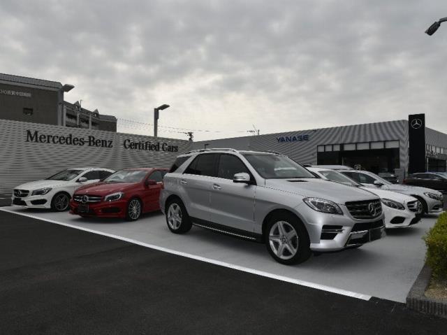 メルセデス・ベンツ 佐賀 サーティファイドカーコーナー