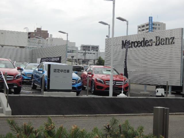 メルセデス・ベンツ 札幌月寒 サーティファイドカーセンター