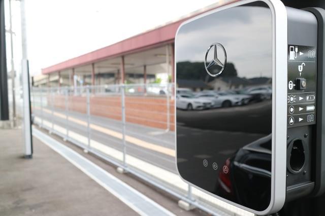 メルセデス・ベンツ 周南 サーティファイドカーコーナー