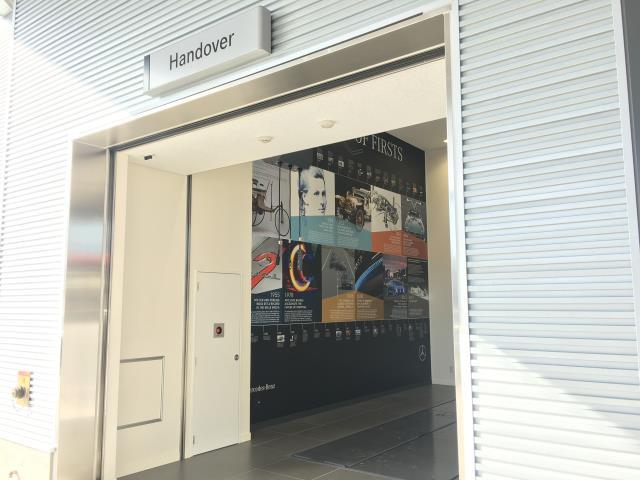 メルセデス・ベンツ 一宮 サーティファイドカーコーナー