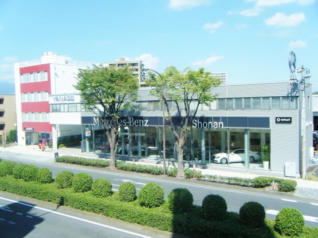 メルセデス・ベンツ 湘南 サーティファイドカーコーナー