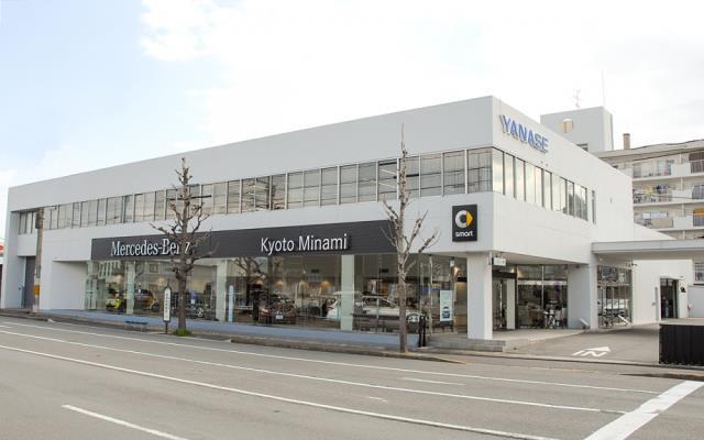 メルセデス・ベンツ 京都南 サーティファイドカーコーナー