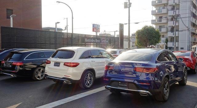 メルセデス・ベンツ 東住吉 サーティファイドカーコーナー