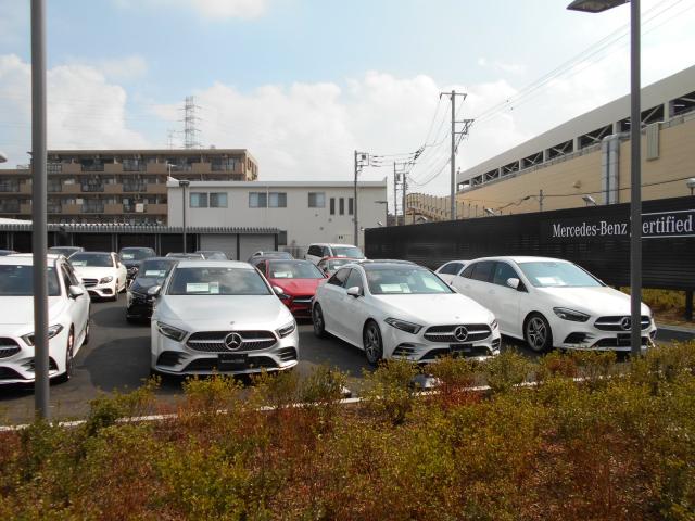 神奈中相模ヤナセ(株) メルセデス・ベンツ相模原 サーティファイドカーセンター
